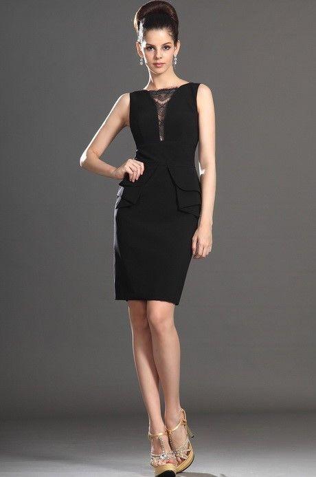 5f6050047 Vestidos negros para coctel