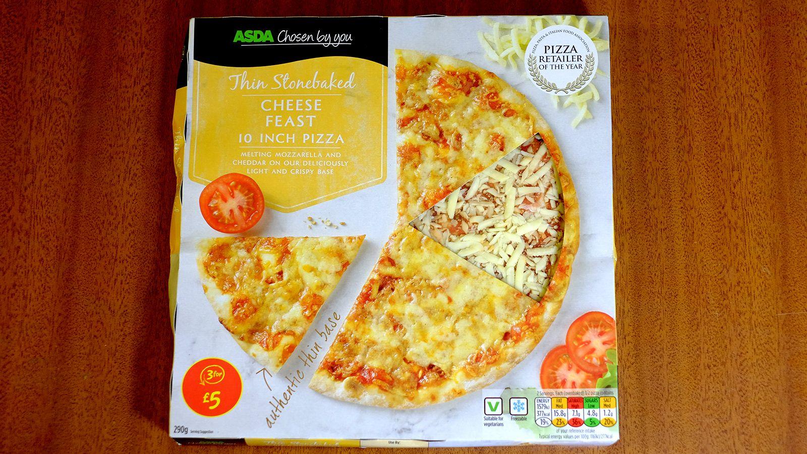 Asda 1 C2 E In 2019 Food Pizza Bread