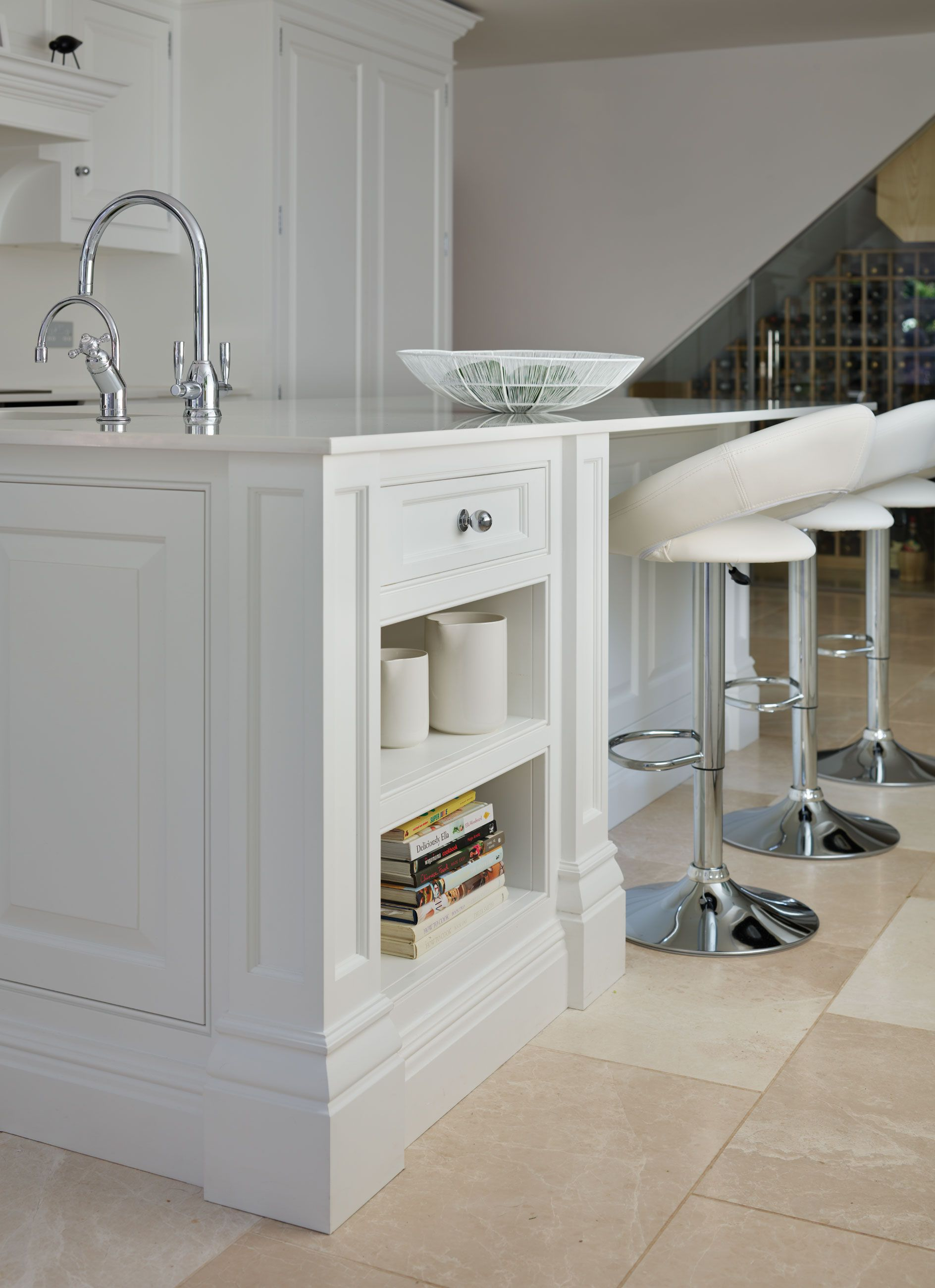 Our latest dream family kitchen from the devine collection in