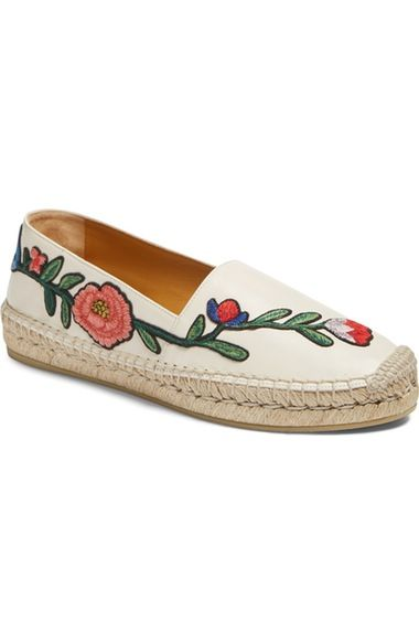 3c3dd4efa2a Gucci Pilar Espadrille Flat (Women) available at  Nordstrom