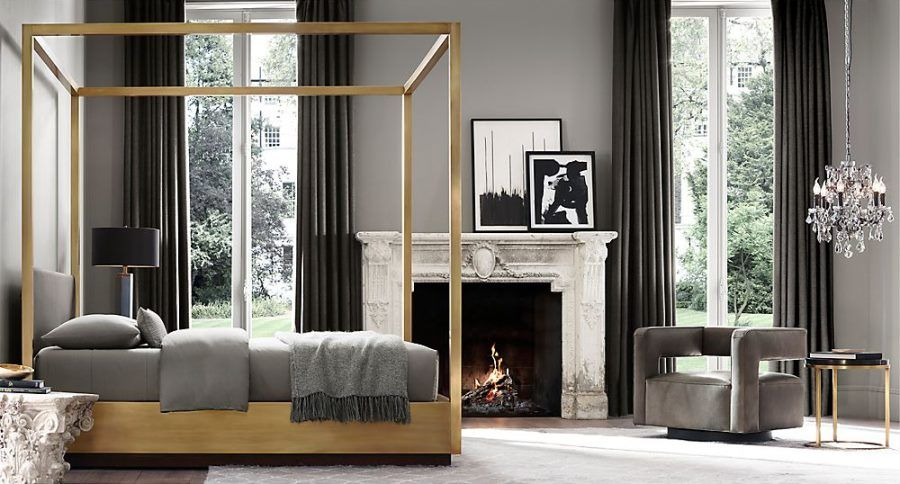 Best New Brass Furniture And Decor From Rh Modern Home Decor 640 x 480