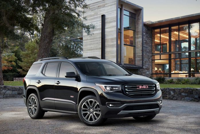 2020 Gmc Acadia Denali Interior Price Review Changes