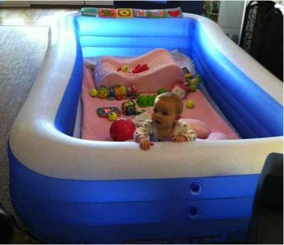 Baby Bed Protection