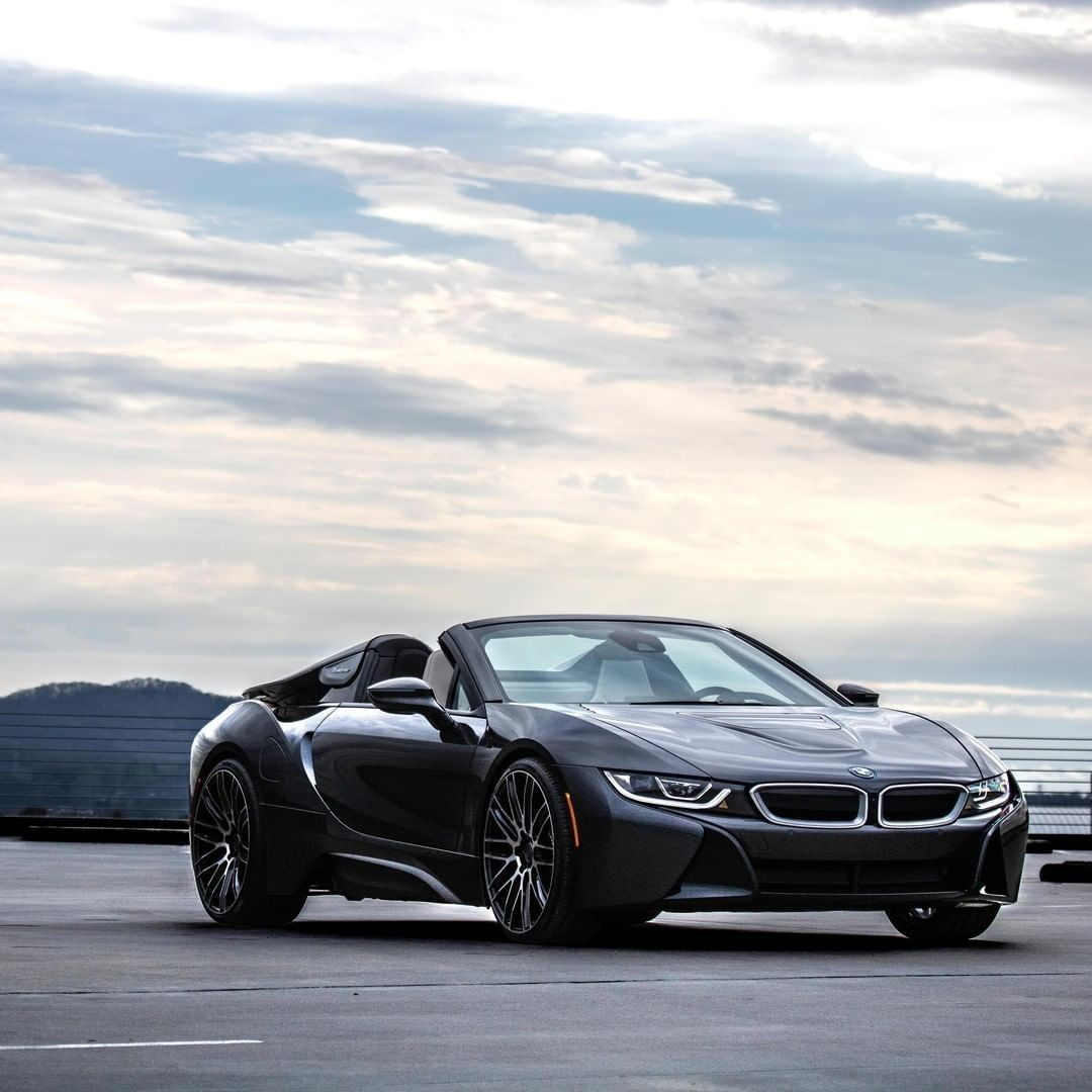 Bmw I8 Roadster: BMW I8 Roadster: Energy Consumption In KWh/100km (combined