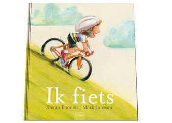 herkenbaar prentenboek 'ik fiets'