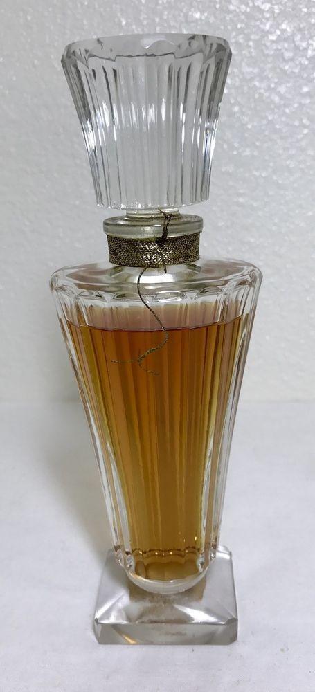 2 Size Rare Feu Perfume Fleur 7 De Vintage Extrait Guerlain Xxl sQdtrxhCB
