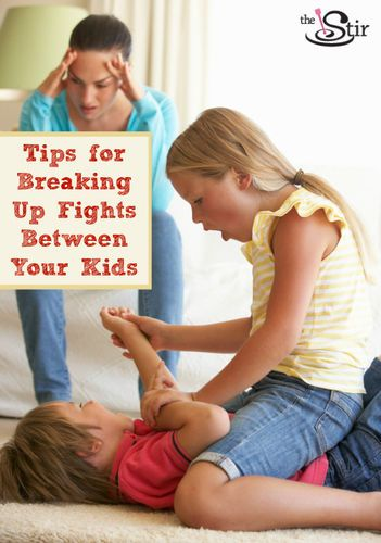 7 Mistakes Parents Make When Their Kids Are Fighting Kids