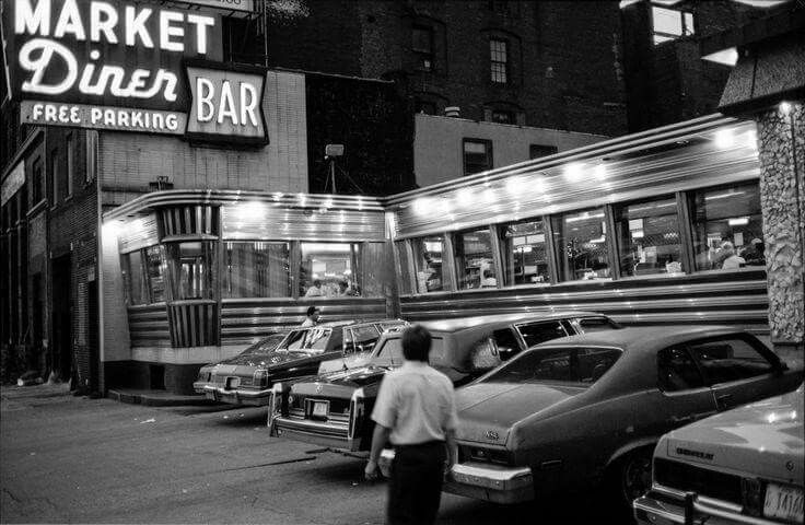 Pin by D DALOIA on NYC Nyc, Diner