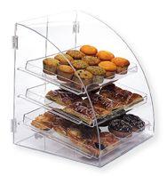 Euro Style Bakery Display In Acrylic Countertop Acrylic Bakery