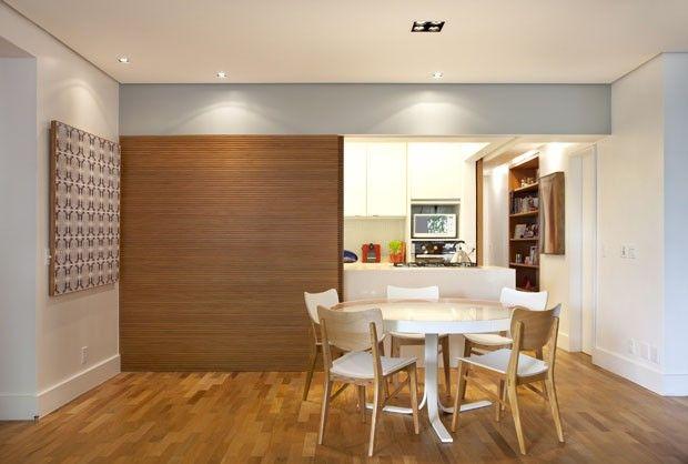 Portas De Correr E Paineis Para Dividir Salas E Cozinhas Portas