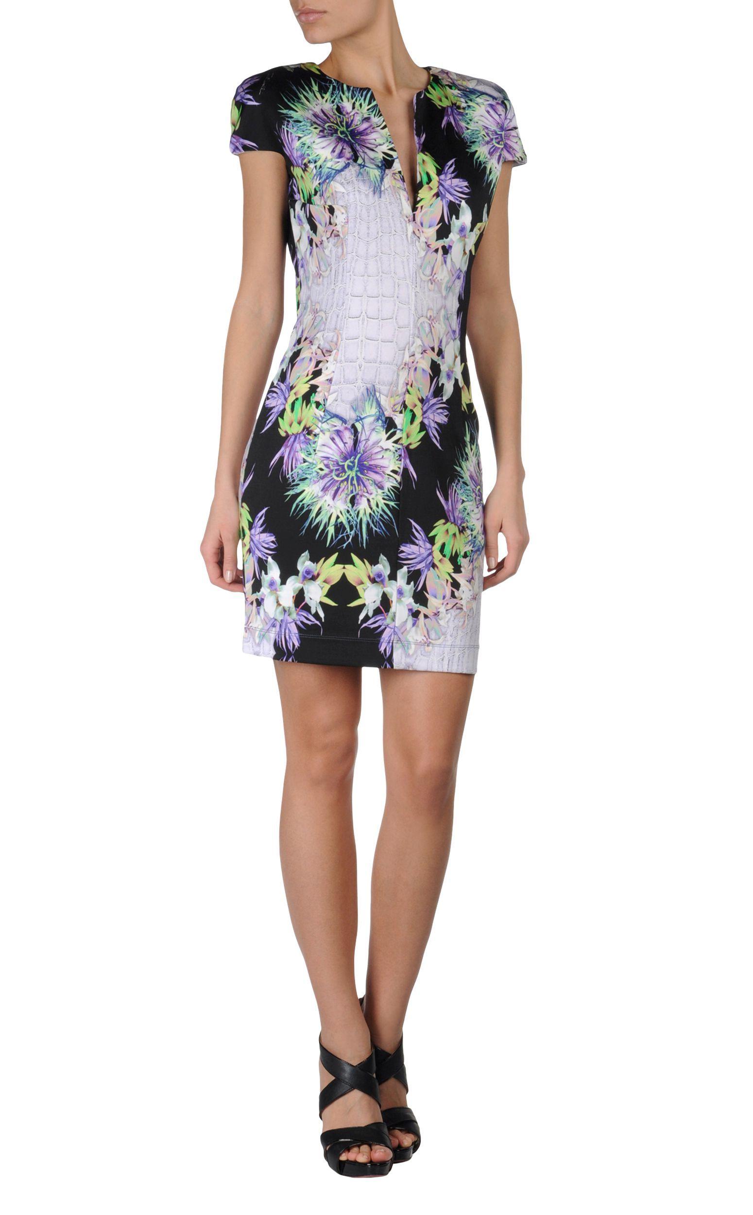 95ce6b44d9 Abito corto Donna - Vestiti Donna su Just Cavalli Online Store ...