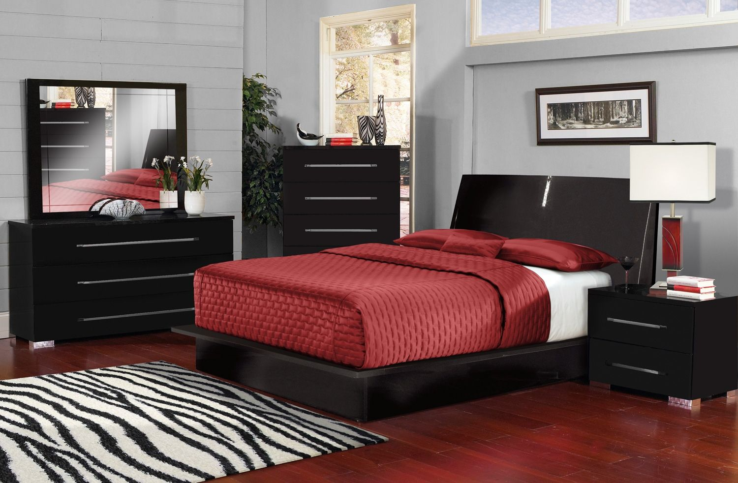 Serving Greater Chicago & Indianapolis Bedroom furniture