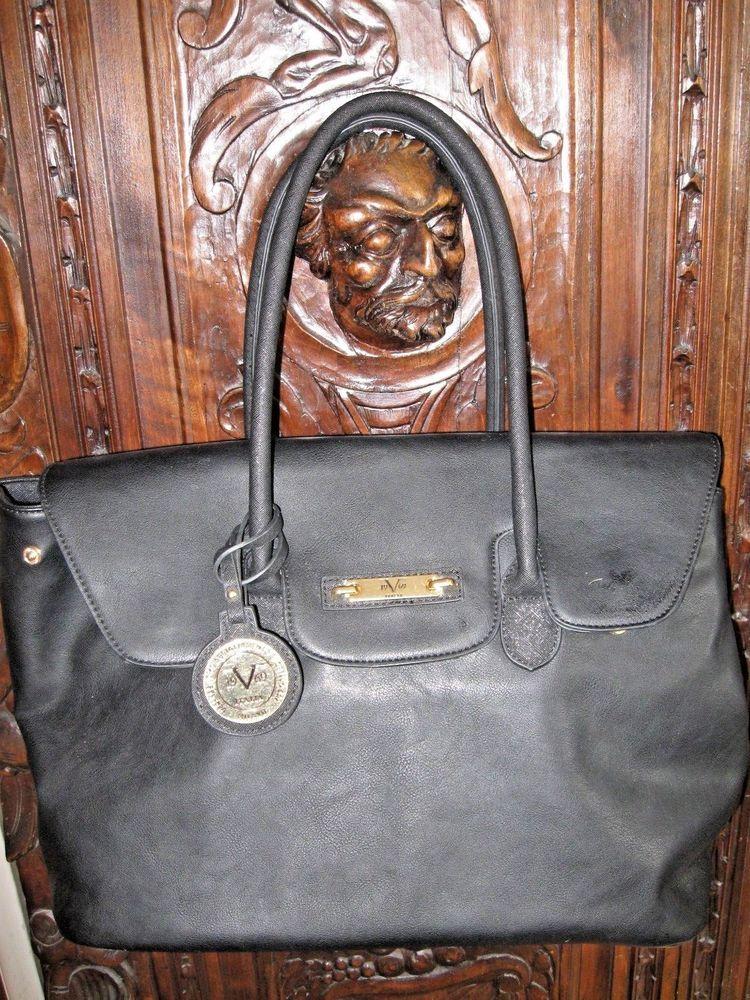 5aa303f71e Versace 1969 Abbigliamento Sportivo SRL Satchel / Travellig Bag /Handbag  Purse #Versace1969AbbigliamentoSportivo #Satcheltravellingbag