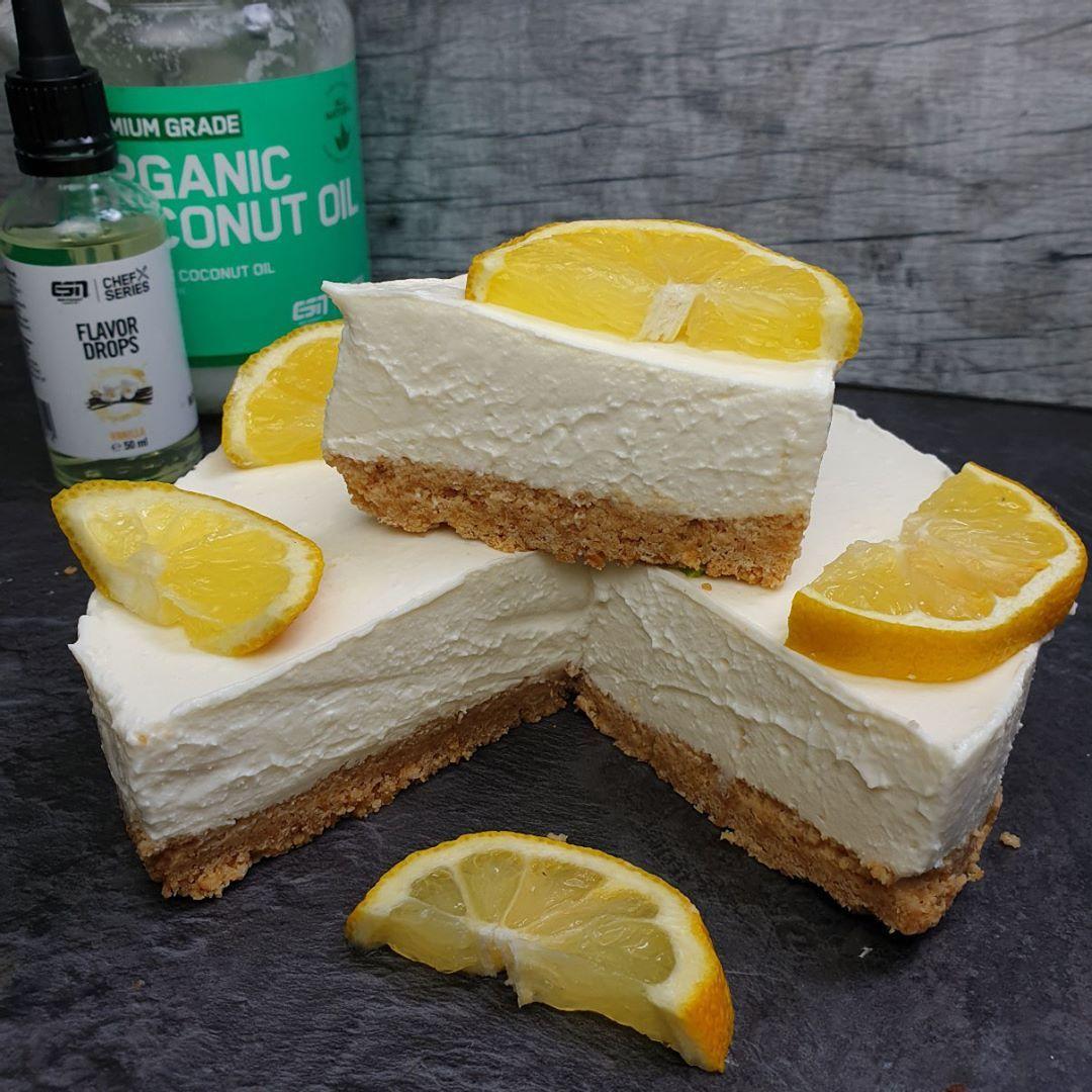 Ein Fruchtig Frischer Sommerkuchen Unser No Bake Zitronen Mousse Kuchen Rezept Fur Eine 15cm Form Bode Sommer Kuchen Sommerkuchen Mousse Kuchen