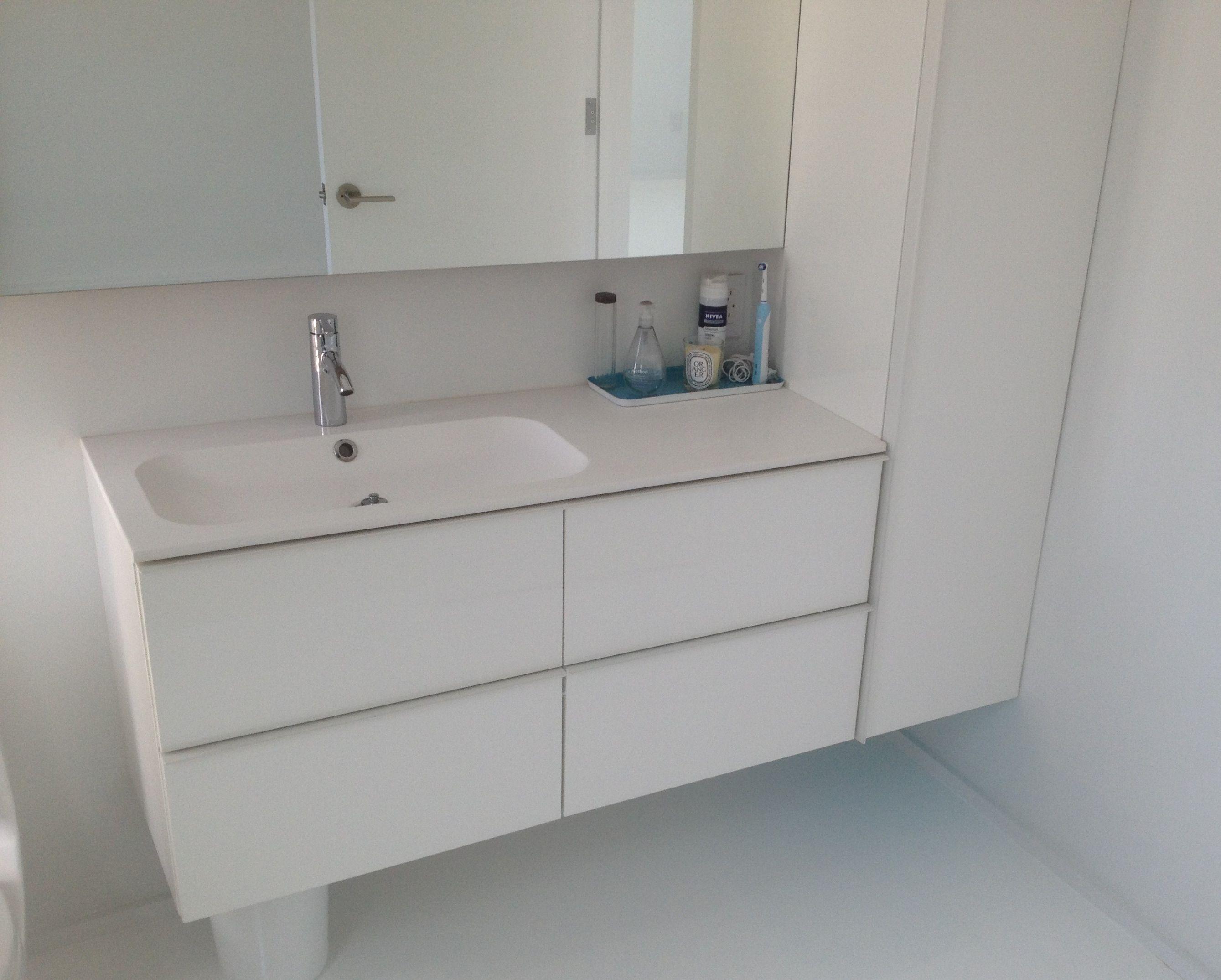 This Image Is About Minimalist Ikea Bathroom Vanities And Titled High End Bathroom Vanities With D Ikea Bathroom Vanity Ikea Bathroom White Vanity Bathroom