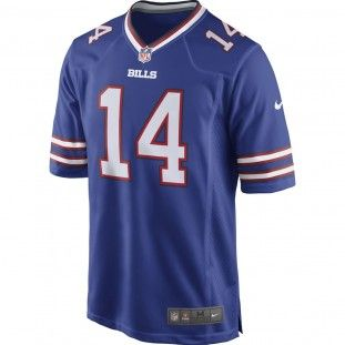 Buffalo Bills Nike NFL Sammy Watkins #14 Game Jersey (Blue)