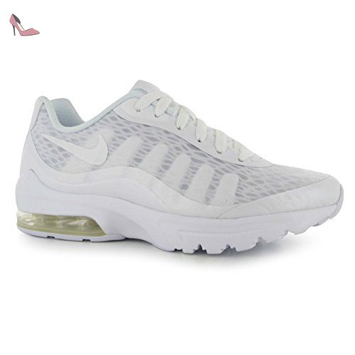 NIKE Air Max vivifient Formation Chaussures Femme Blanc/Blanc/Gym formateurs  Sneakers, Blanc