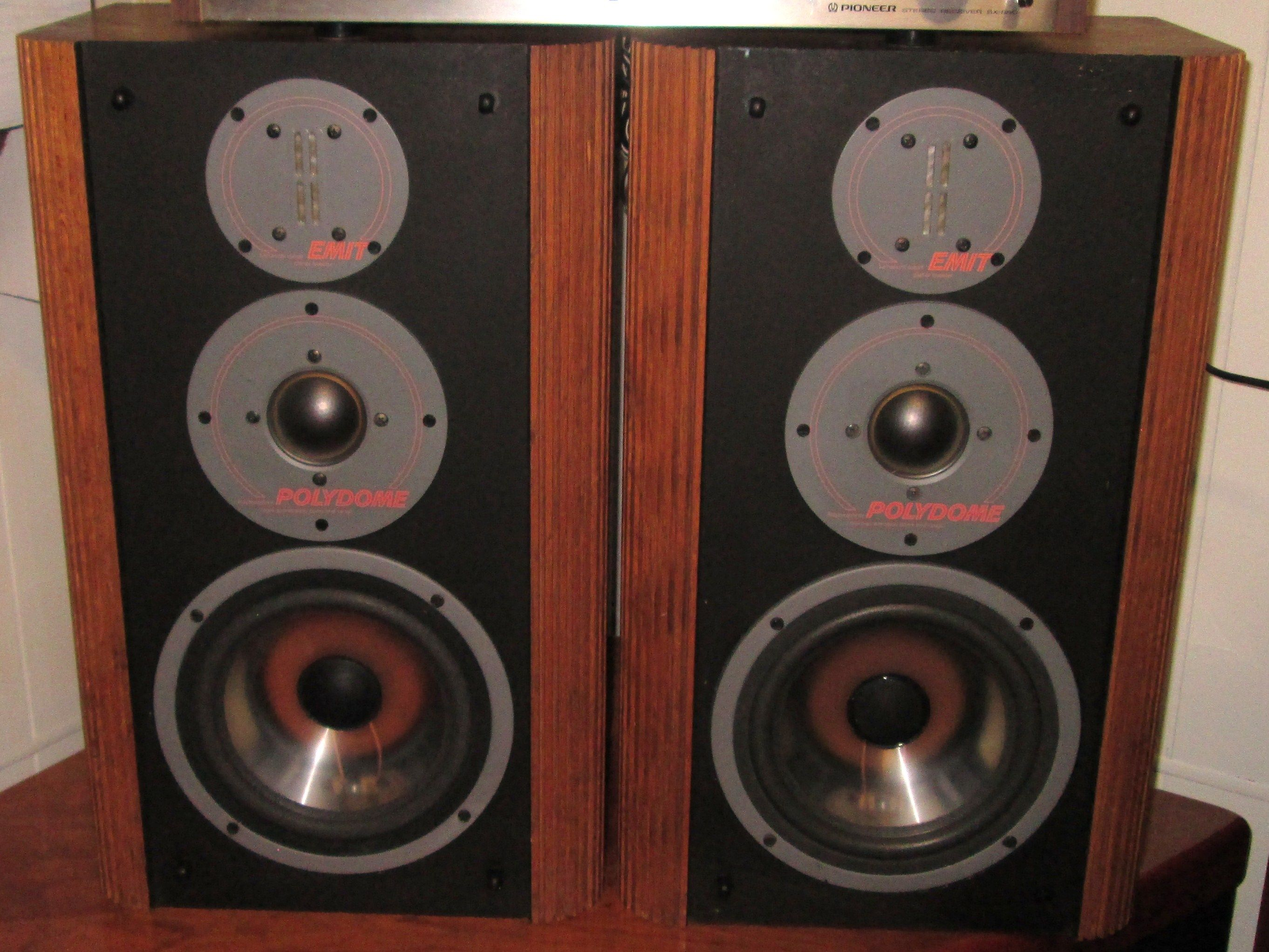 infinity surround speakers. here\u0027s an awesome set of infinity #rs6 speakers. they have new surrounds with \ surround speakers