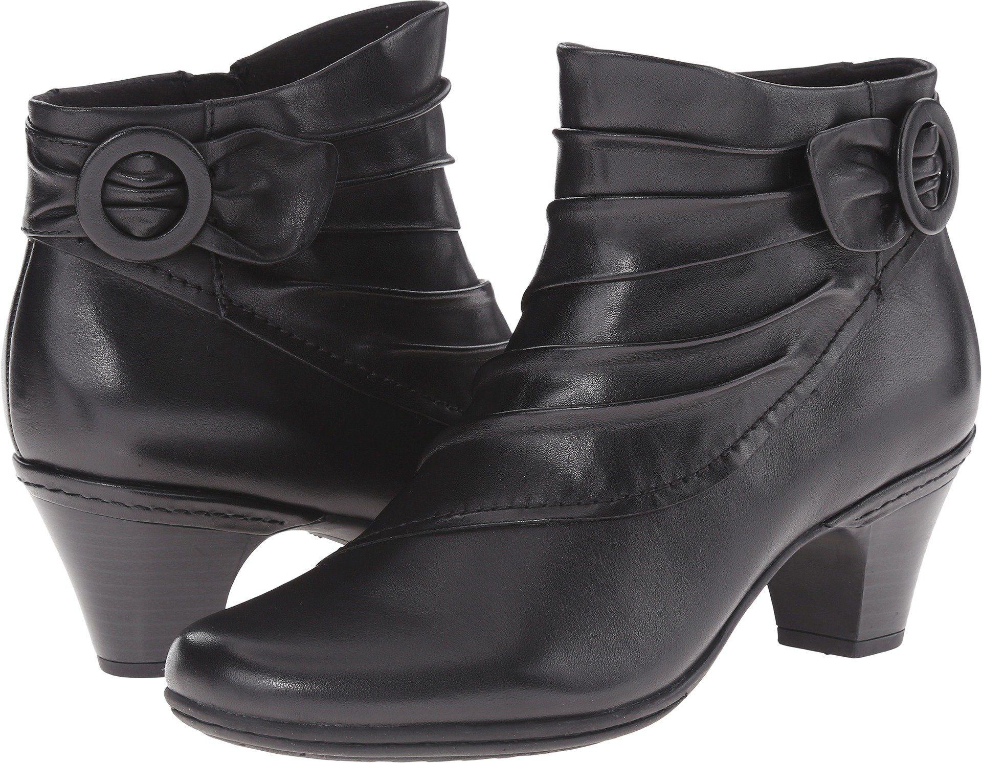 Cobb Hill Rockport Women's Sabrina Boot, Black, ...