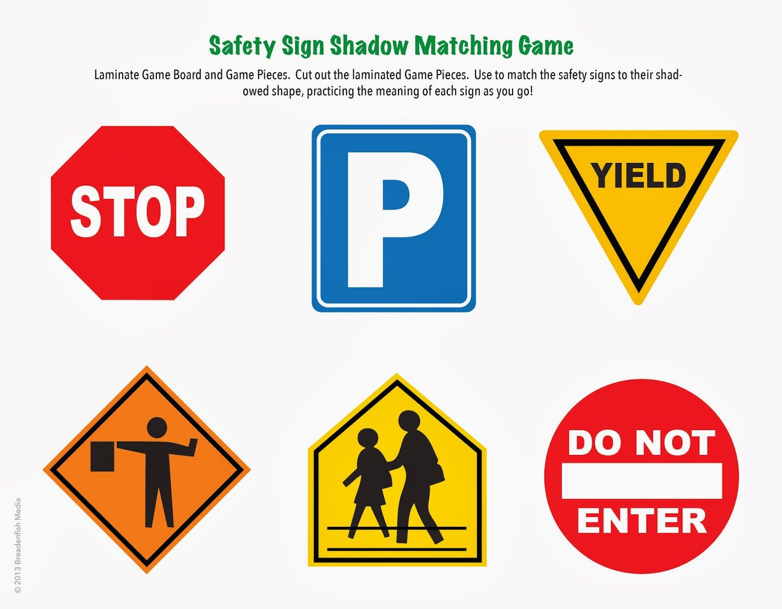 Free Printable Safety Signs Check out this exciting board