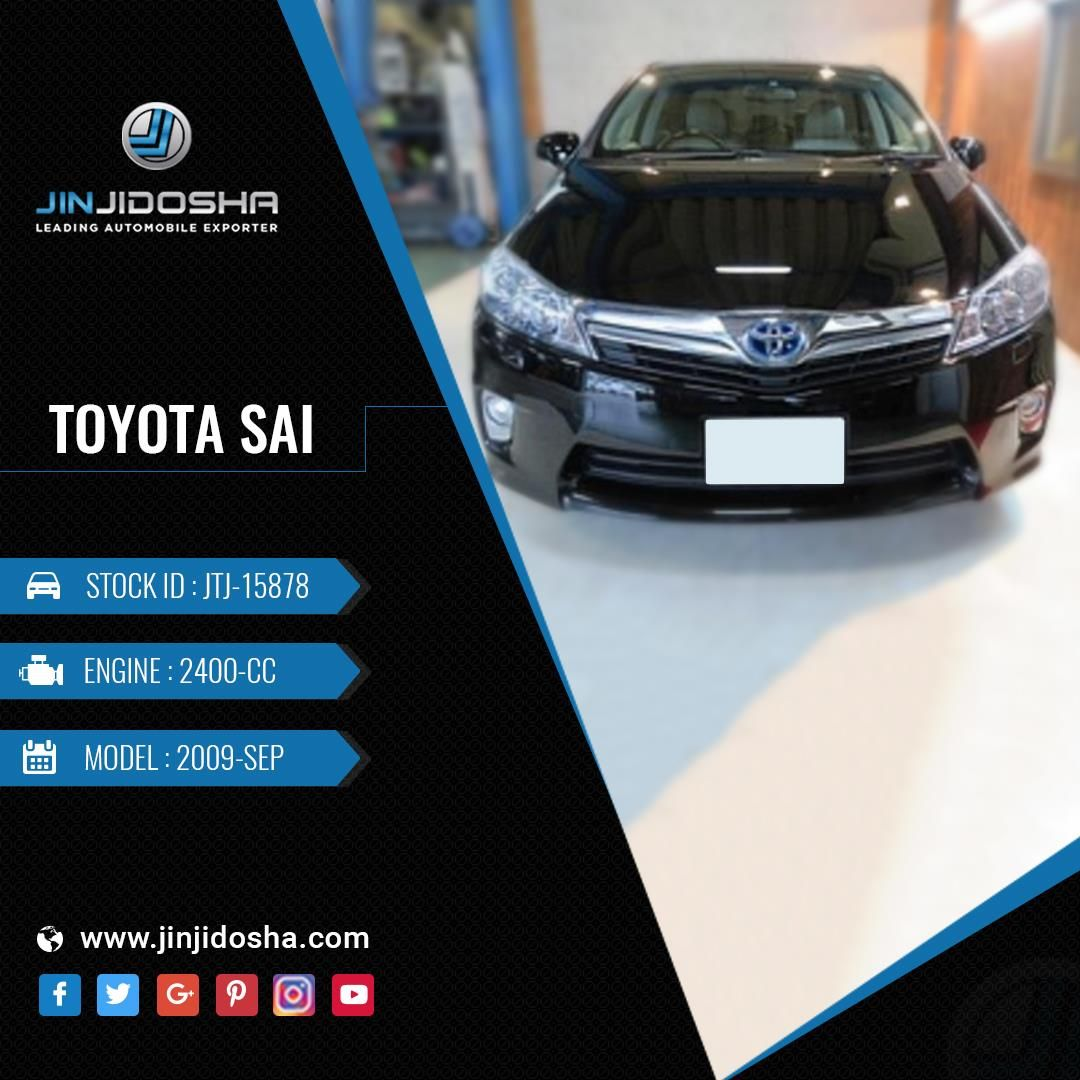 Your TOYOTA SAI In Stock Now! Car Details https//www