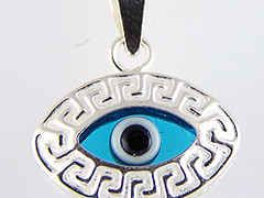 """Greek """"Mati"""" Pendant - protects you from the """"evil eye"""""""
