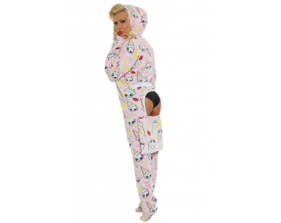 Make bed time more interesting with our drop seat footie onesie pajamas!   footiepajamas  adultonesie  adultonesies  dropseat  ageplay  cosplay  abdl   ddlg ... 0e02c93c4