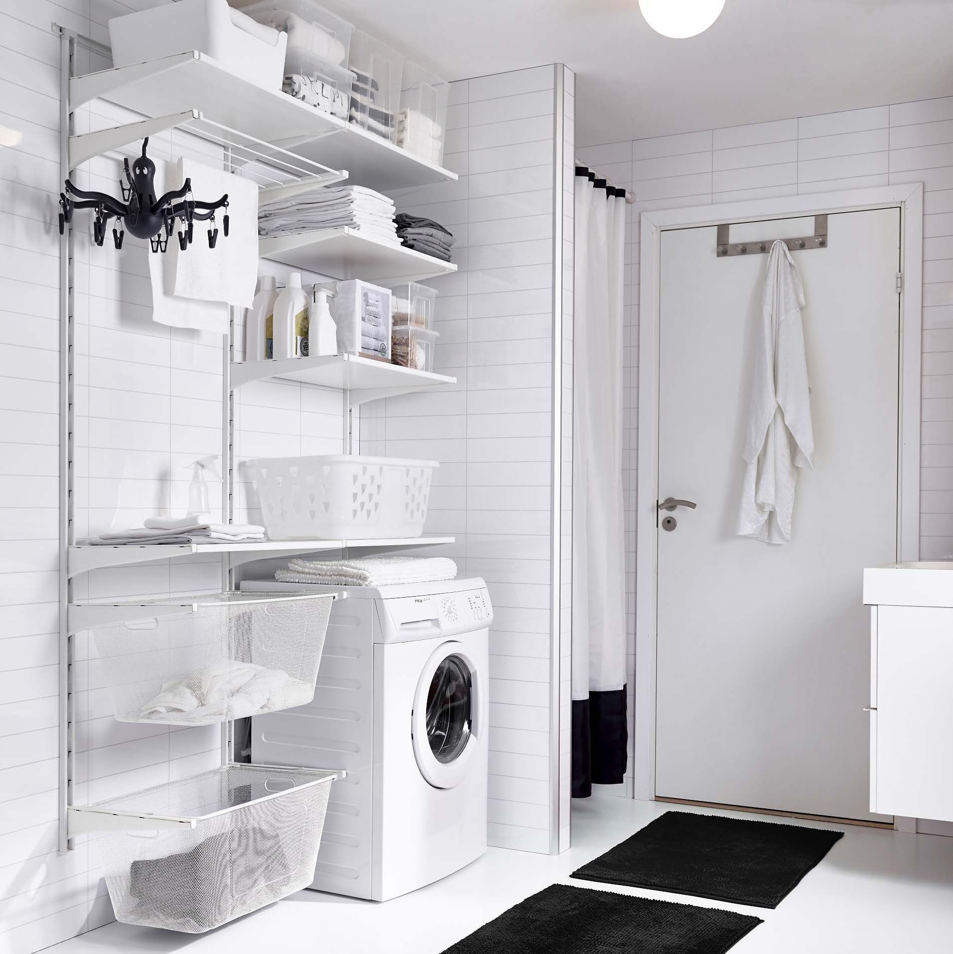 7 Smart Laundry Organizing Ideas to Steal from