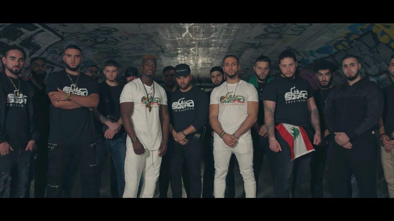 Deen Squad - DEEN STARS (Rockstar Halal Remix) | SamideenMusic in