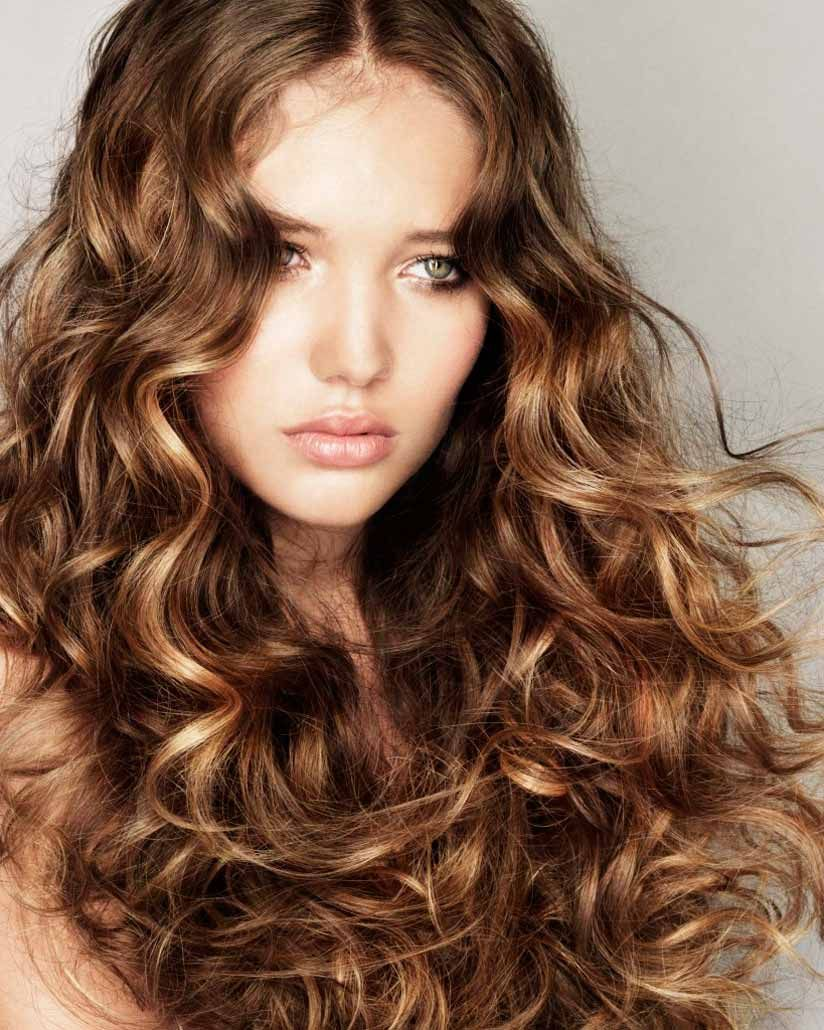 Types Of Perms For Long Thick Hair   www.galleryhip.com - The Hippest ...