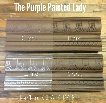 The Purple Painted Lady