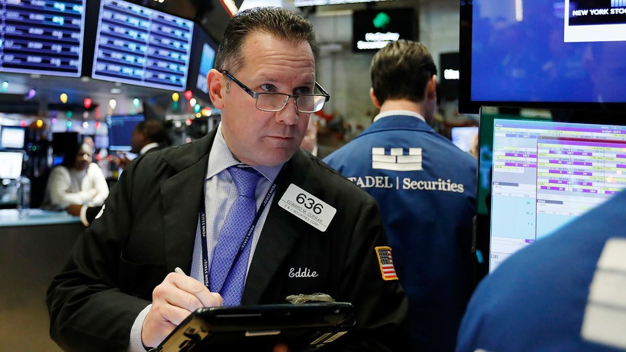 Corporate earnings are slowing down Charlie Gasparino