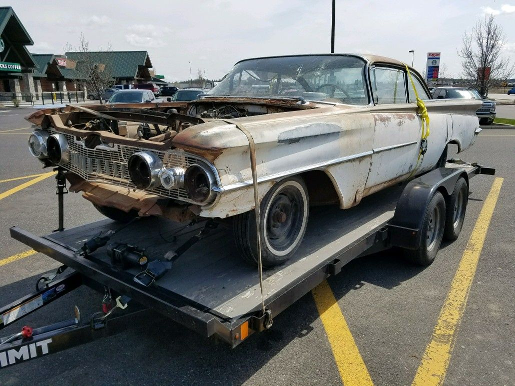 1959 1960 GM Buick Pontiac Oldsmobile Chevy we have tons of original