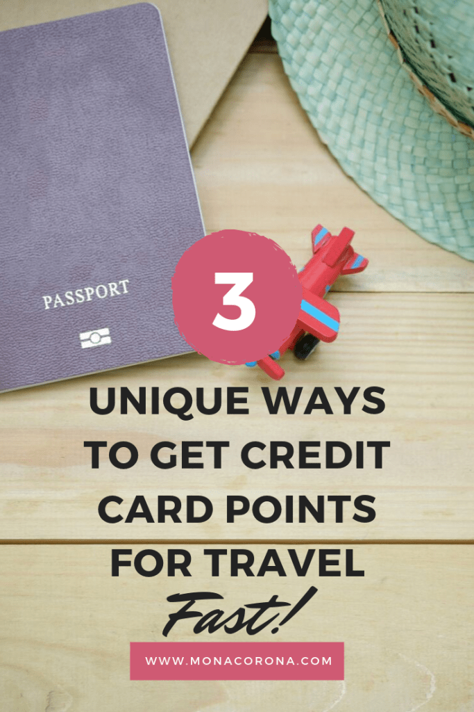 How To Hack Travel Points A Guide To Credit Card Manufactured Spending Monacorona Com A Millennial Luxury Travel Blog Travel Rewards Credit Cards Travel Credit Cards Travel Points