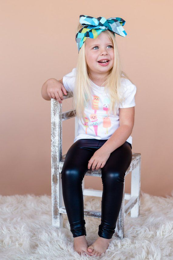 d526487a509da Faux leather leggings, leather leggings, baby girl leggings, Baby boy  leggings, unisex leggings, kid