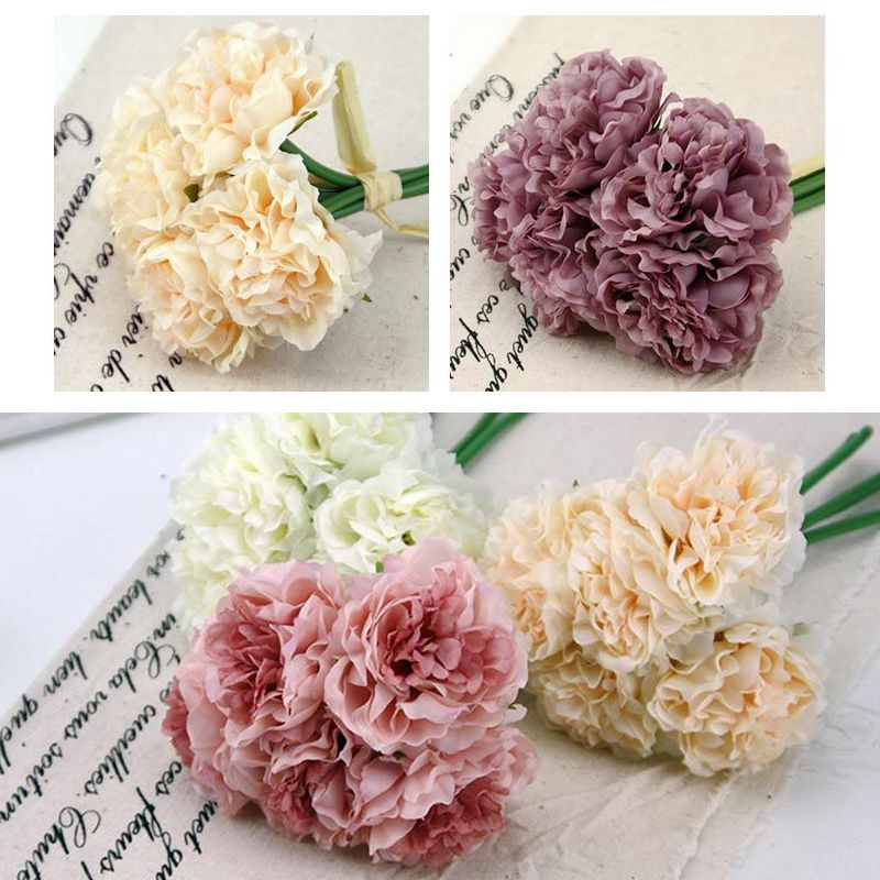 Cheap silk flower leaves buy quality artificial peony directly from cheap silk flower leaves buy quality artificial peony directly from china flower leaves suppliers mightylinksfo