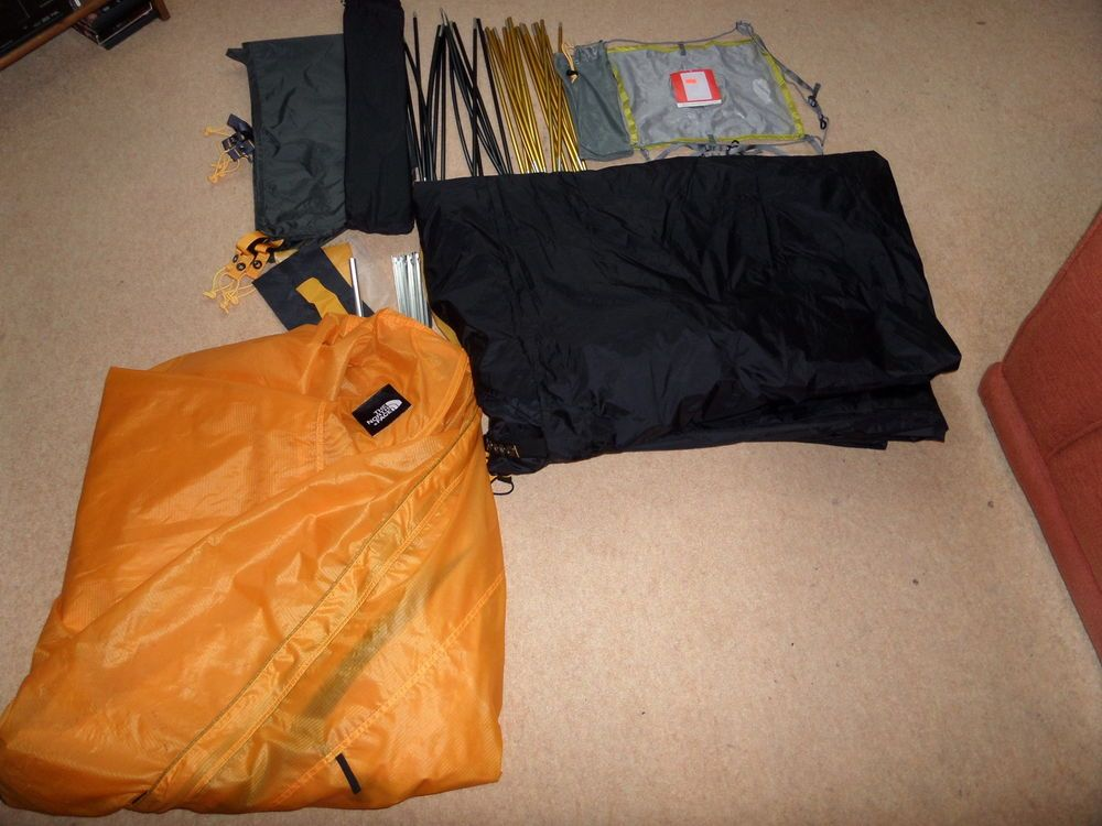The North Face Mountain 24 Tent 4 Season + Extras & The North Face Mountain 24 Tent 4 Season + Extras | Shopping ...