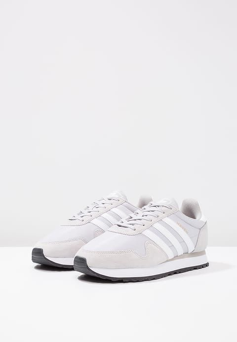 adidas Originals HAVEN - Sneakers laag - light solid grey/white/clear  granit -