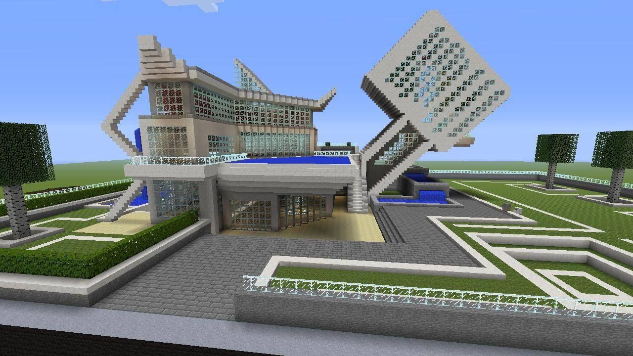Minecraft gaming xbox xbox11 PC house home creative mode mojang