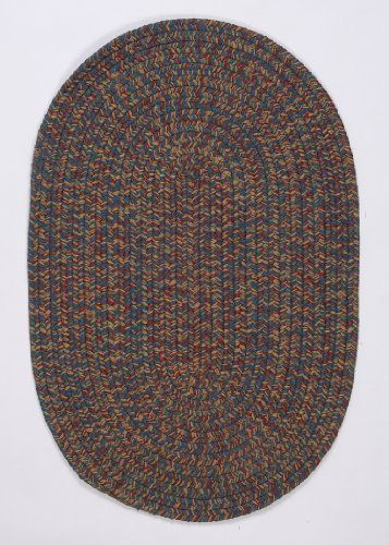 Adams Federal Blue Mix Rug Rug Size Round 10 By Colonial Mills 749 00 Finish Round 10 Ft X 10 Ft 120 W X 120 D Am With Images Area Rug Pad Area Rug