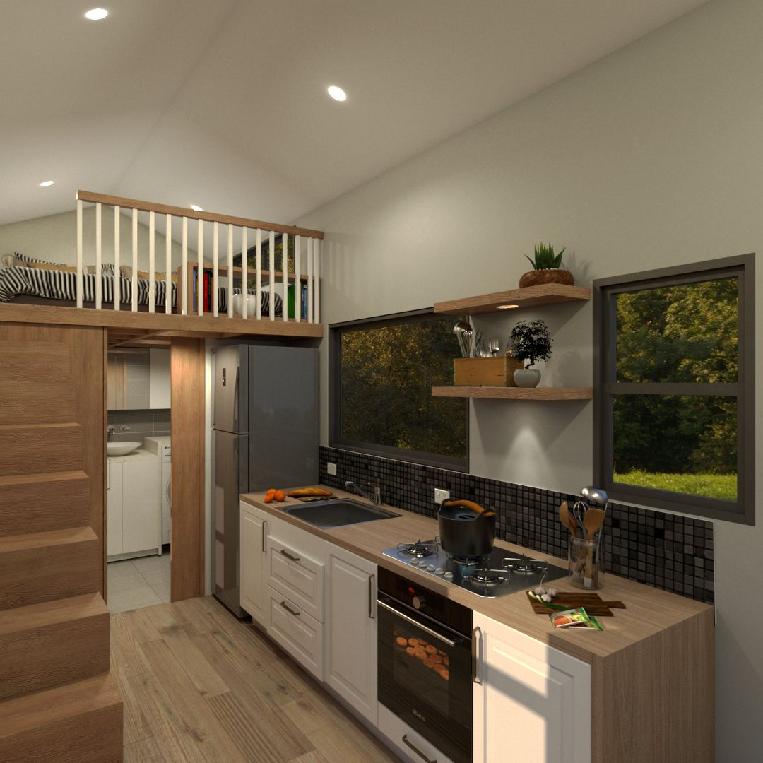 Freedom 7 2 Metre 24ft Tiny House Plans In 2018 Small Homes