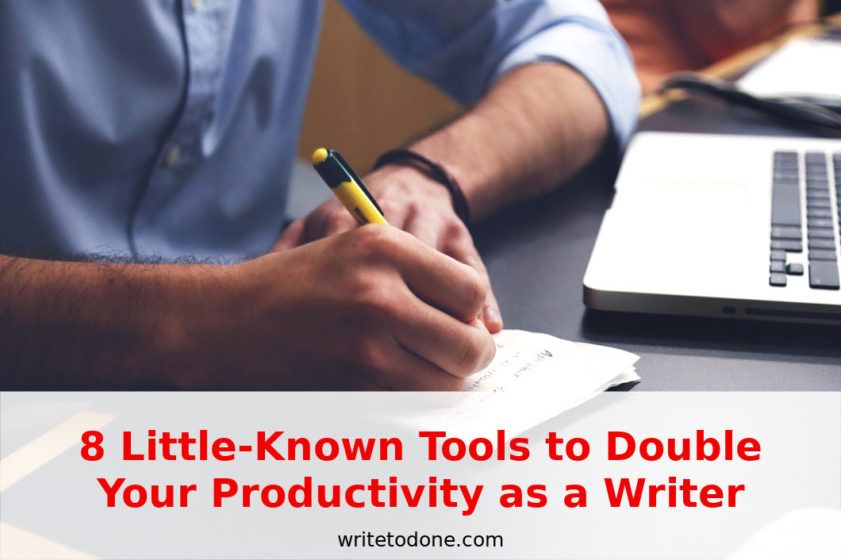 8 littleknown tools to double your productivity as a