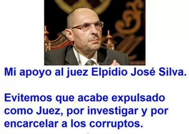 Juez Elpidio José Silva