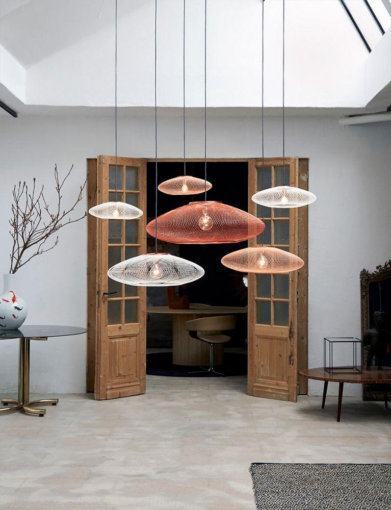 UFO Lamps by Atelier Robotiq | Inspiration Grid | Design Inspiration