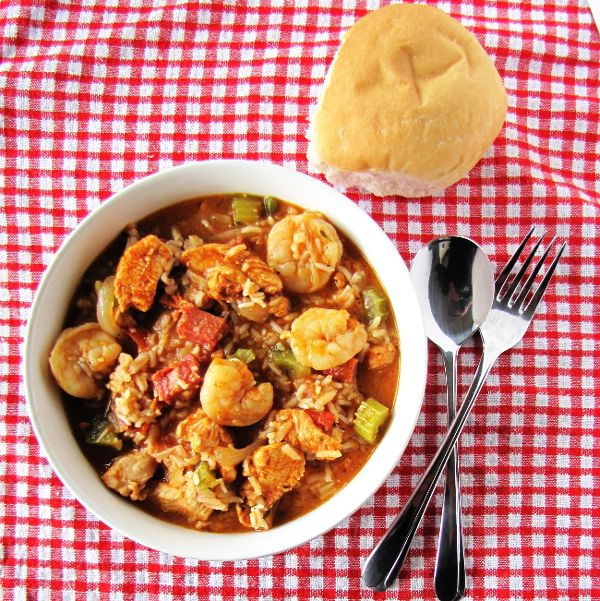 Creole Jambalaya Deliciously Easy To Make Creole Jambalaya Recipe Jambalaya Recipe Recipes