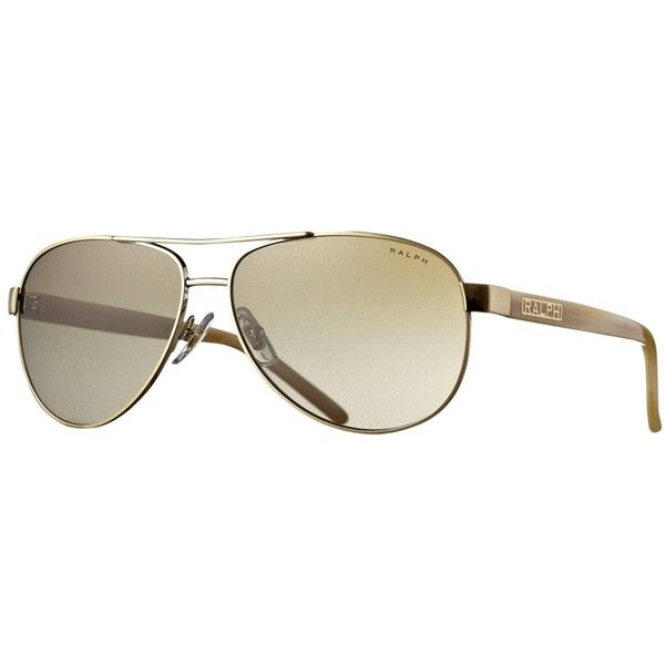 d6b4d775f7 Ralph by Ralph Lauren Women s Aviator Sunglasses