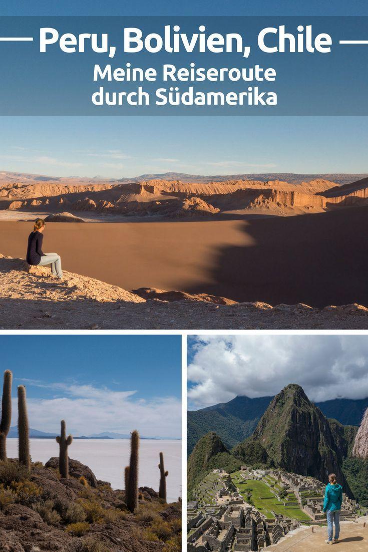 Mi ruta de viaje por Perú, Bolivia y Chile: 4 semanas en Sudamérica