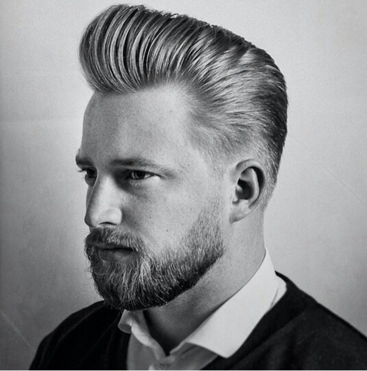 Mens professional haircuts stunning pompadour  awesome hairstyle  pinterest  pompadour and