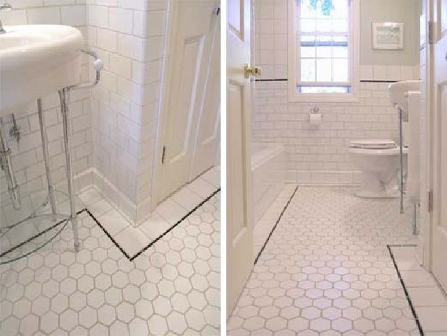 vintage bathroom tile images Vintage bathroom tile ideas