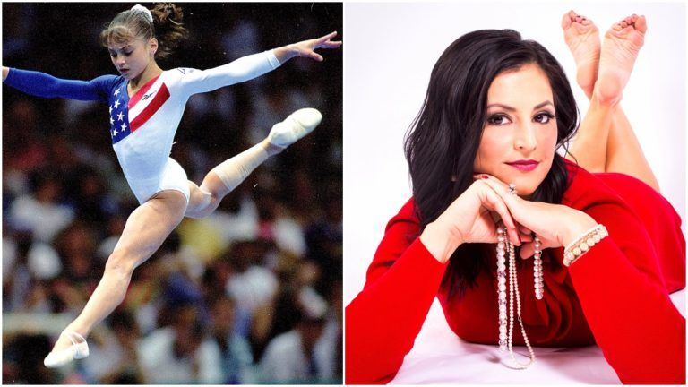 Then and now The most famous Olympic medalists Young